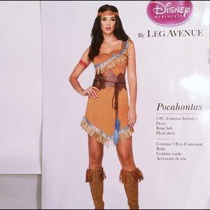 Pocahontas Leg Avenue Costume